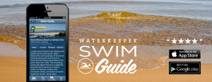 waterkeeper, swim guide app